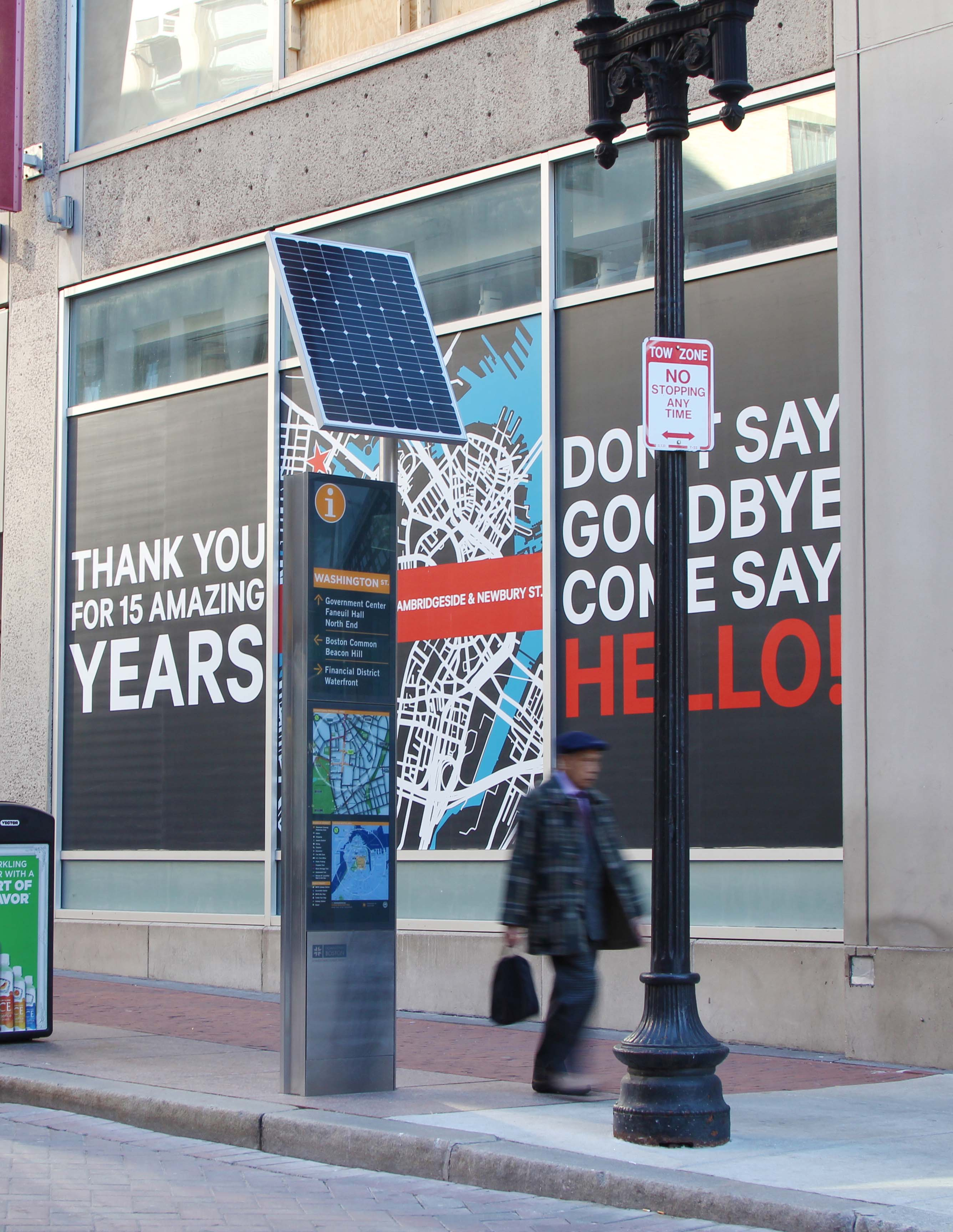 Urban Identity and Wayfinding -Case Studies of Philadelphia and Chicago